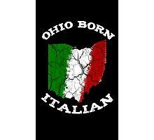 Ohio Born Italian Photographic Print