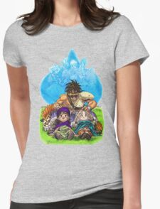 Hero, Bianca, Pankraz  and Saber Womens Fitted T-Shirt