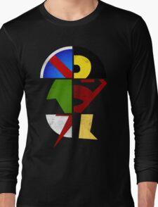 YJ Emblem Long Sleeve T-Shirt