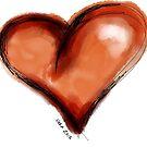 heart-throb by Vana Shipton