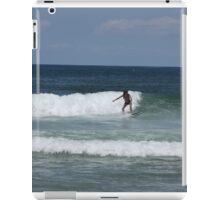 Surfing Mum iPad Case/Skin
