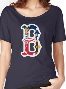 Boston Sports Pride Women's Relaxed Fit T-Shirt