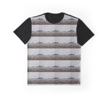 Grey day Seagulls  Graphic T-Shirt