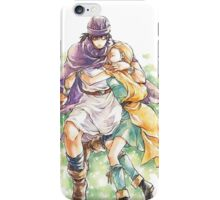 Hero and Bianca  iPhone Case/Skin