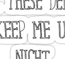 Blink-182 Sticker