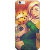 Bianca and Saber iPhone Case/Skin