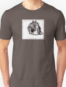 Graphic Porcupine Unisex T-Shirt
