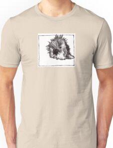 Graphic Porcupine Unisex T-Shirt