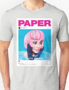 Kylie Jenner for Paper Magazine T-Shirt