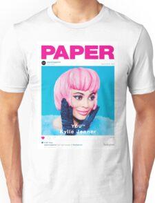 Kylie Jenner for Paper Magazine Unisex T-Shirt