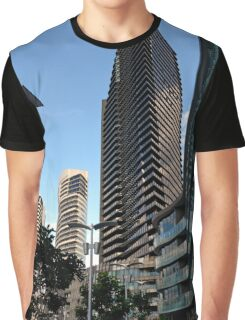 City angles Graphic T-Shirt