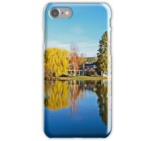 Drake Park Reflections at Sunrise iPhone Case/Skin