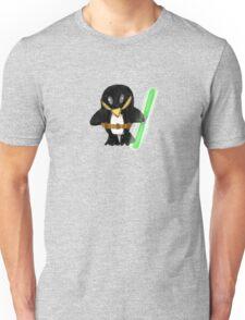 Jedi Penguin Unisex T-Shirt