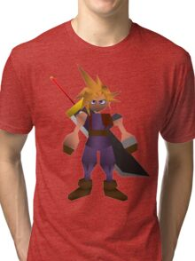 Cloud Strife  Tri-blend T-Shirt