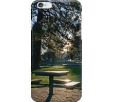 Sunrise at Drake Park iPhone Case/Skin
