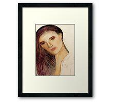 Dolie Framed Print
