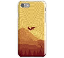 Prehistoric fantasy iPhone Case/Skin
