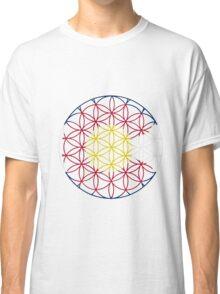 Flower of Colorado Life Classic T-Shirt