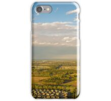 Helicopter View iPhone Case/Skin