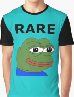 Ultra RARE pepe Graphic T-Shirt