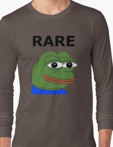 Ultra RARE pepe Long Sleeve T-Shirt