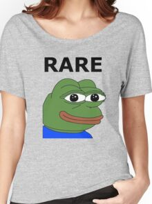 Ultra RARE pepe Women's Relaxed Fit T-Shirt