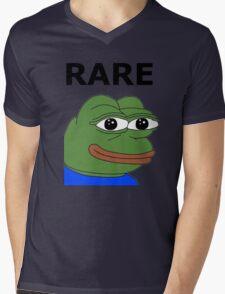 Ultra RARE pepe Mens V-Neck T-Shirt