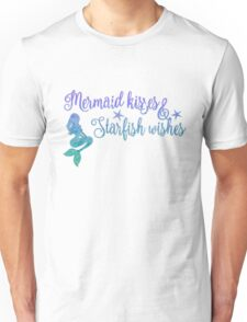 Mermaid Kisses Unisex T-Shirt
