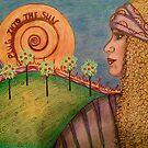 Plug Into The Sun by Sherryll  Johnson