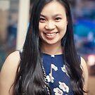 Vietnamese Girl Hue Vietnam by Andrew  Makowiecki
