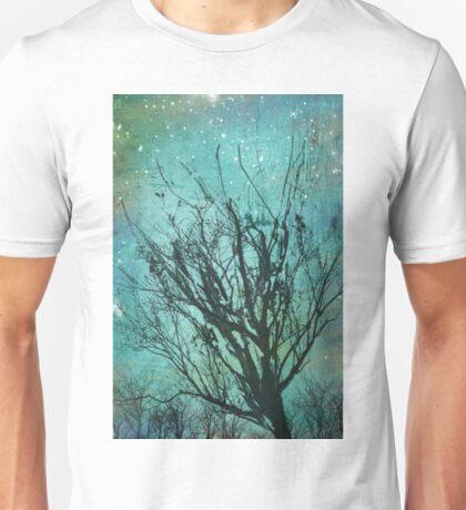 Tree Grunge Unisex T-Shirt