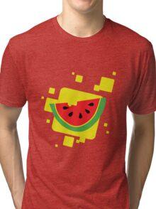 Juicy Watermelon Tri-blend T-Shirt