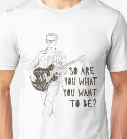 Mark Foster + Flowers Unisex T-Shirt