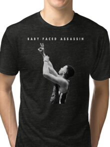 """Stephen """"Baby-Faced Assassin"""" Curry Tri-blend T-Shirt"""