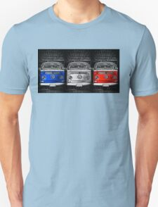 VW Combi France Unisex T-Shirt
