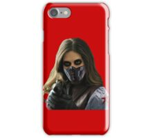 Lesbihonest Angie is the New Winter Soldier iPhone Case/Skin