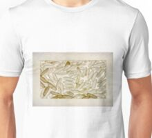 Textured Rice Grains Unisex T-Shirt