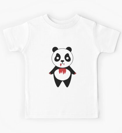 Murderous Panda Kids Tee