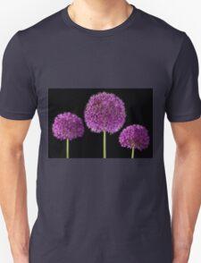 Allium Trio Unisex T-Shirt