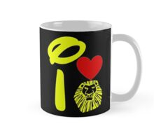 I Heart The Lion King (Gold) Mug