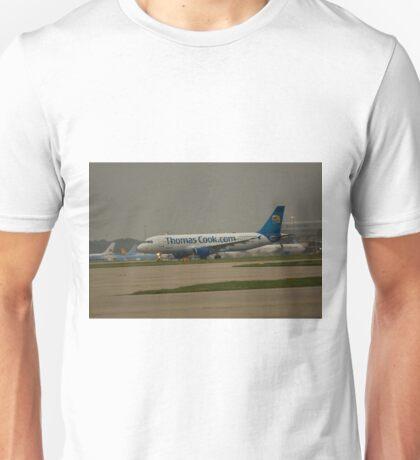 POWERING ON Unisex T-Shirt