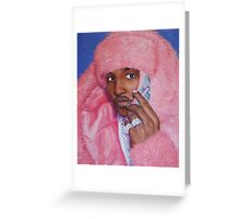 Killa Cam Greeting Card