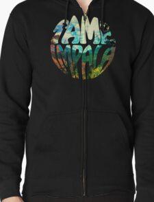 Tame Impala Innerspeaker Zipped Hoodie