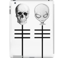 Twenty One Pilots Clique Logo iPad Case/Skin