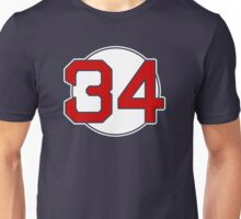 34 Legend Unisex T-Shirt
