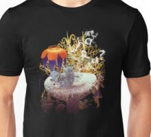 Alice N The Hookah Caterpillar Unisex T-Shirt