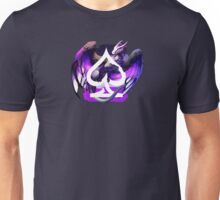 Asexual Pride Dragon Unisex T-Shirt