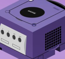 Nintendo Gamecube Render Sticker