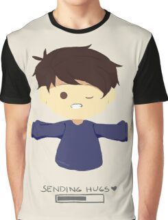 Dan Hugging Graphic T-Shirt