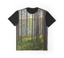 Forest Magic Graphic T-Shirt